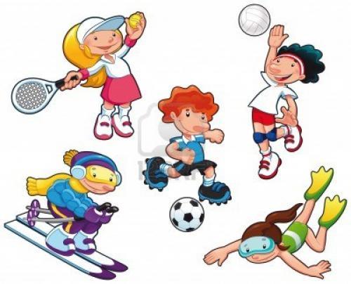La importancia de practicar deporte durante la infancia for El gimnasio es un deporte