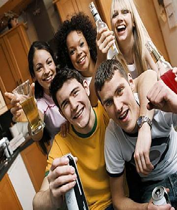 Adolescentes en drogas padres