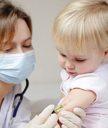 Las primeras vacunas de tu hijo