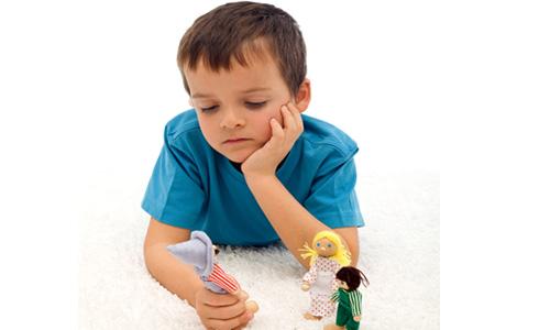 Lidiar el tema del divorcio con los niños
