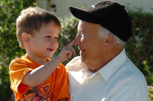 Los abuelos y la educación