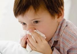 Los bebés y el contagio de gripa