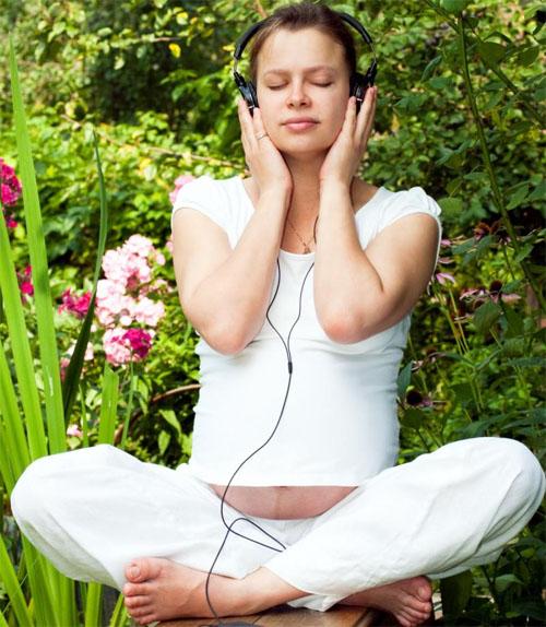 Los beneficios de la música durante el embarazo