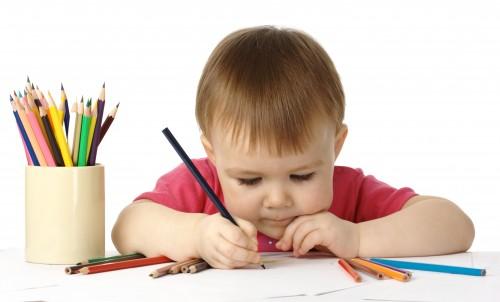Los dibujos de los pequeños. Parte I