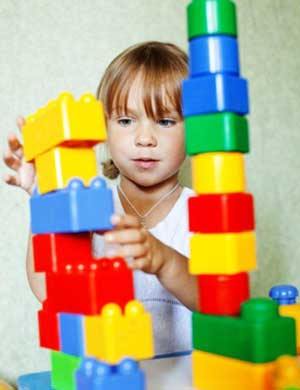 Los juguetes adecuados según la edad de los niños