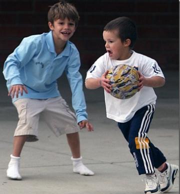 Los mejores ejercicios para nuestros hijos
