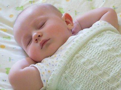 Los peligros de verano para los recién nacidos