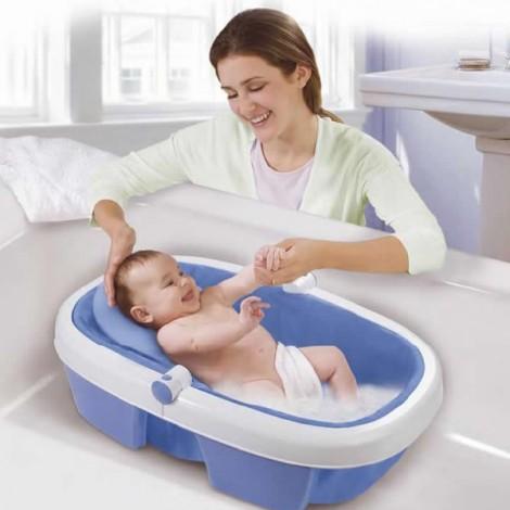 Madre primeriza a continuaci n c mo ba ar a un beb parte ii gu a para padres - Bano del recien nacido ...