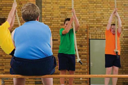 Madres obesas son responsables de la obesidad infantil