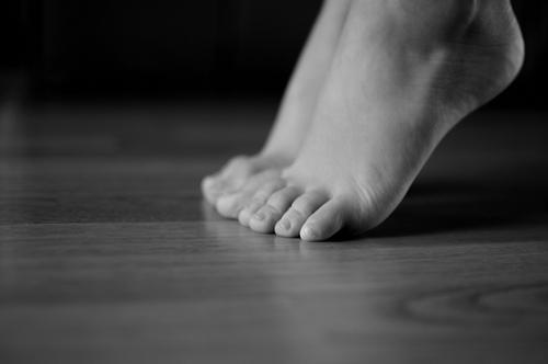 Mantener cuidados los pies