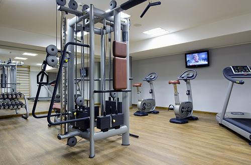 Mejorar la salud levantando pesas