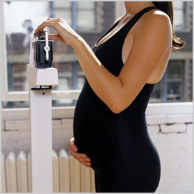 Mujeres en embarazo con trastornos alimenticios