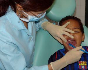 Niños y la consulta odontológica