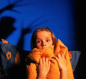 Niños y miedos nocturnos