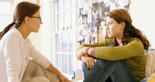 Orientación a los hijos antes de un embarazo no deseado