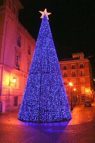 Origen del árbol de Navidad
