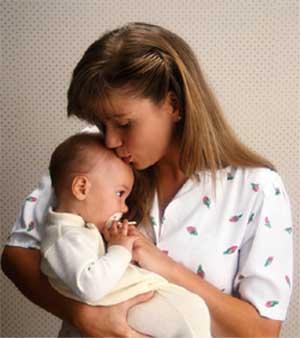 Madres solteras y jovenes padres