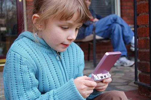 Protección de los niños frente a las pantallas