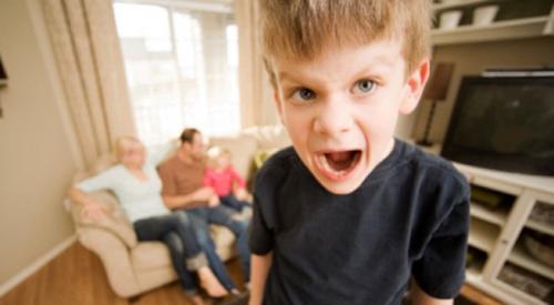 Reacciones neuróticas en los niños. Parte III