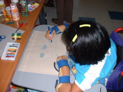 Recuperación infantil sicomotriz