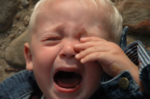 Ruidos intensos nocivos para los más pequeños