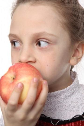 Saludables almuerzos escolares