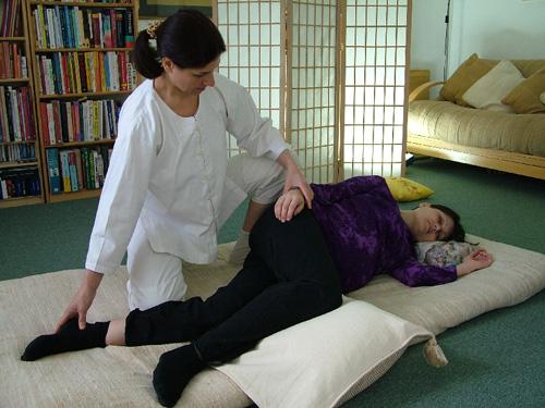 Shiatsu y embarazo