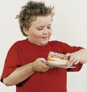 Sobrepeso en los niños, problemas de salud en la adultez