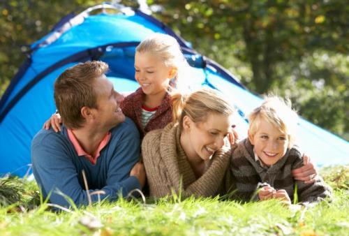Vacaciones en un camping con los más pequeños de la casa