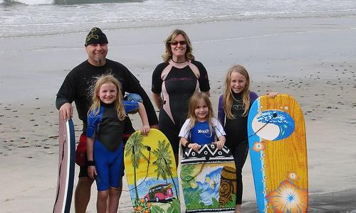 Ventjas de irse de vacaciones familiares