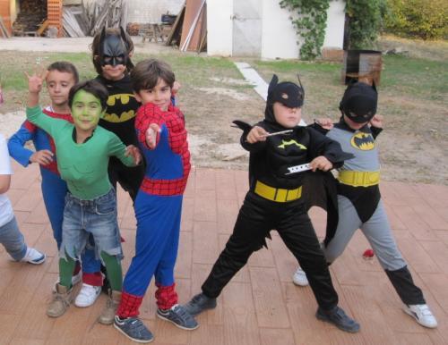 Y que tan convenientes son los súper héroes?